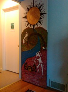 Doorway Number 10 by Laura Bruno (open)