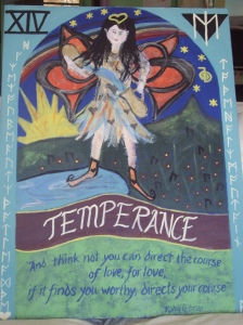 Temperance by Laura Bruno