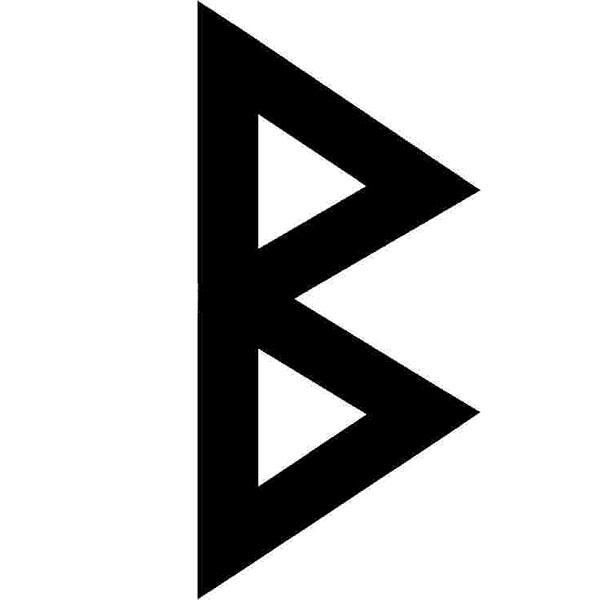 Image of Berkano rune rune meaning