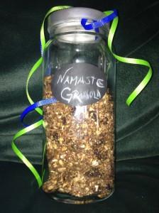 Namaste Granola