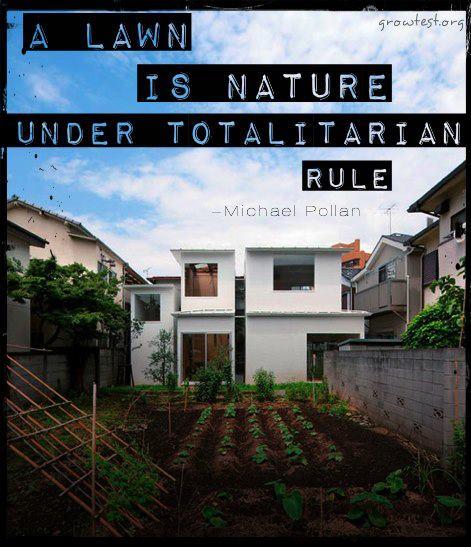 Lawn Totalitarian Rule