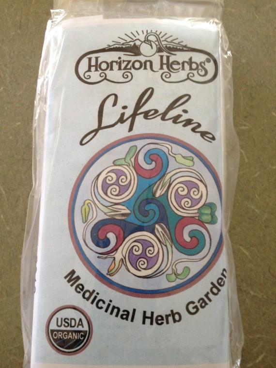 Medicinal Herb Garden 1