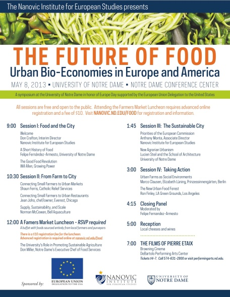 Future of Food Nanovic Institute