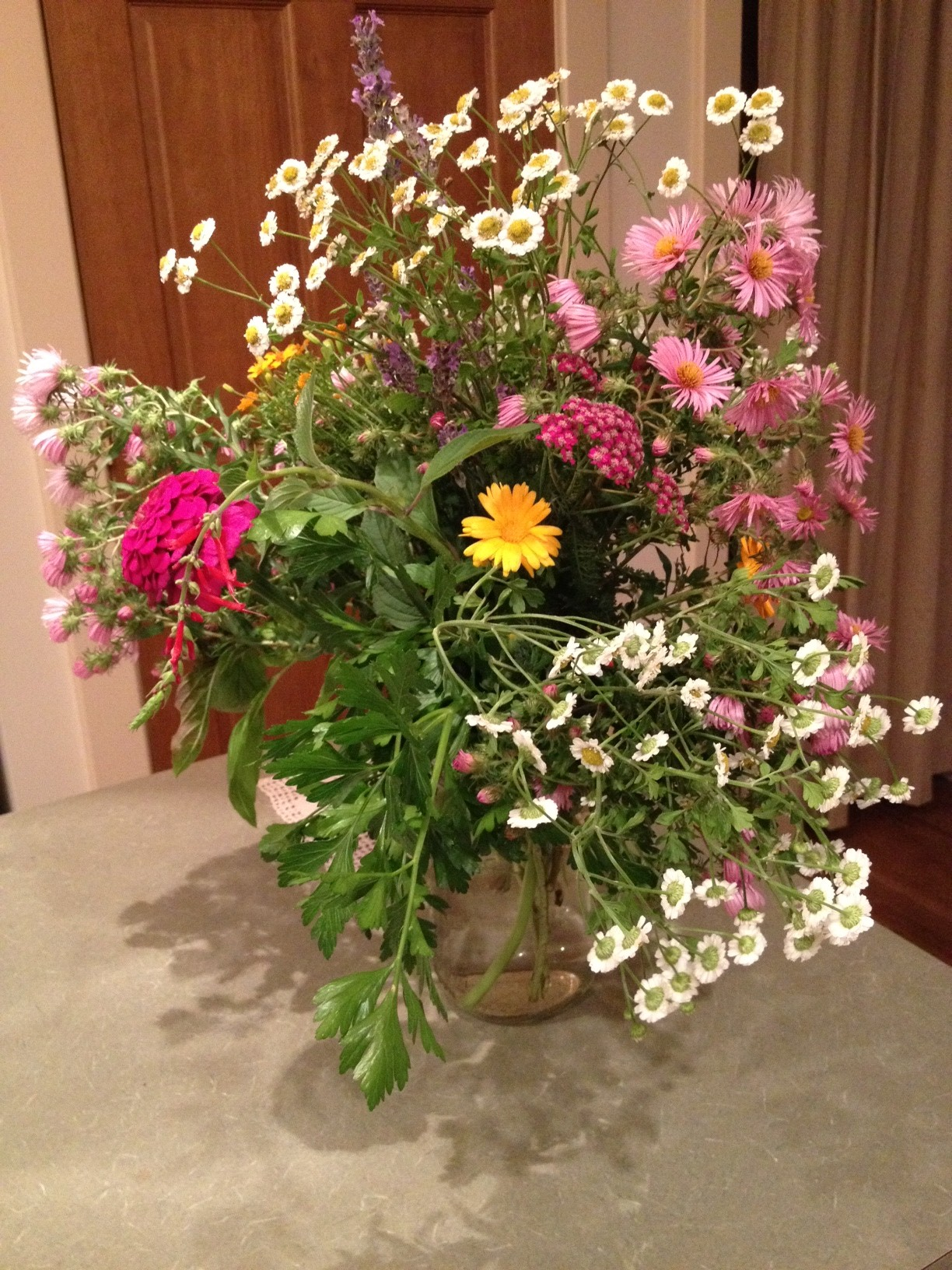 Finding beauty laura bruno 39 s blog for A lot of different flowers make a bouquet