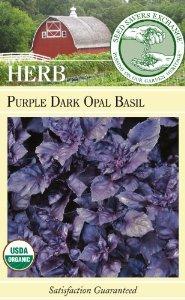 purple opal basil