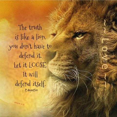 Truth Lion