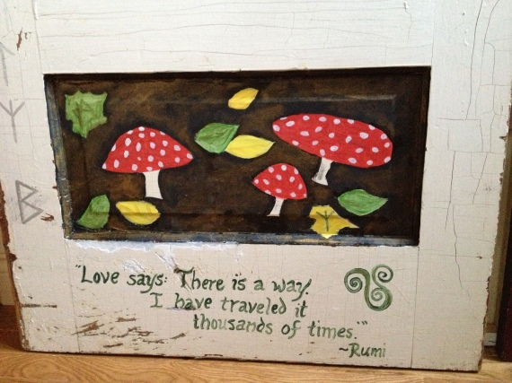 Fly agaric Rumi