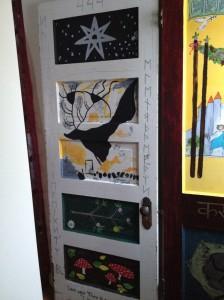 Door Number 17, by Laura Bruno