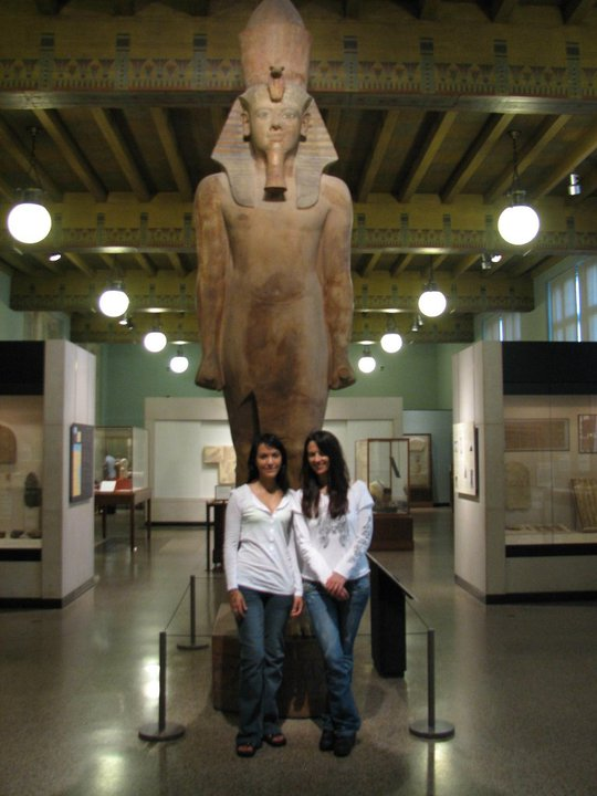 T and L at the Oriental Institute