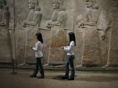 Walk Like a Sumerian
