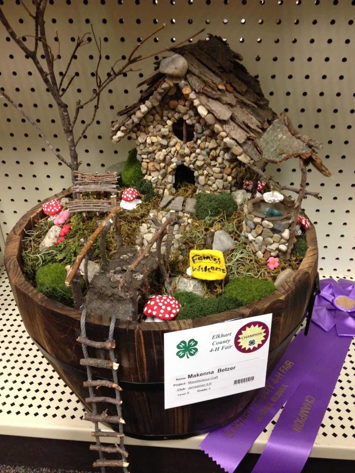 Seen at the Elkhart County Fair + A Garden Update | Laura Bruno\'s Blog