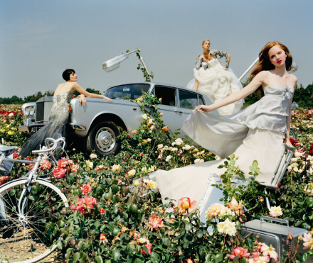 Image by that fabulous genius, fashion photographer Tim Walker