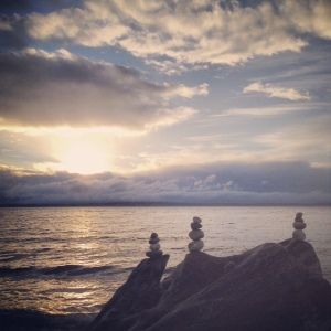 Mitch's cairns
