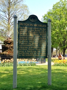 History of the Dutch in Michigan