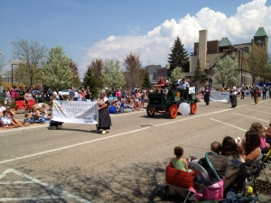 As mentioned, I actually enjoyed the parade with its many creative costumes and touches of whimsy.