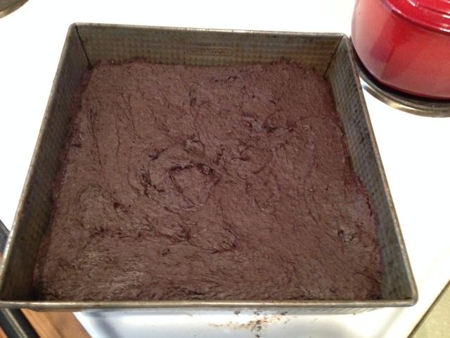 sun oven brownies