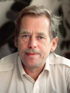 Václav Havel, October 5, 1936 to December 11, 2011. Photo courtesy of Brittanica.