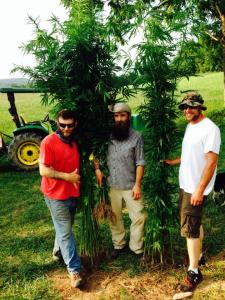 Veterans and their Hemp