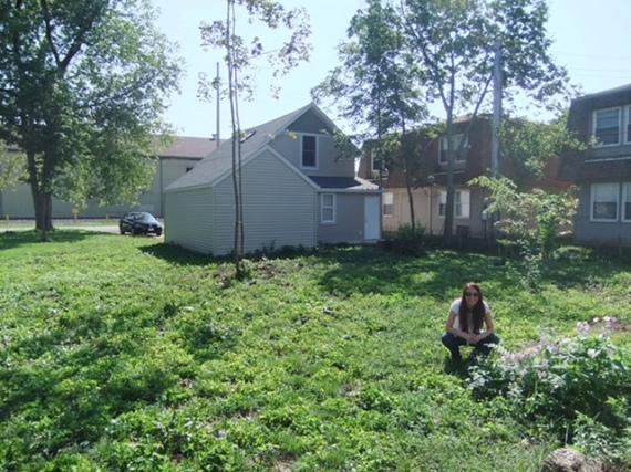 September 2012 yard