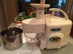 green power juicer