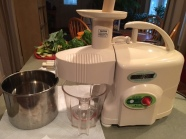green power juicer
